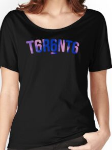 T6R6NT6 Women's Relaxed Fit T-Shirt