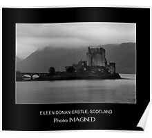 EILEEN DONAN CASTLE, SCOTLAND Poster