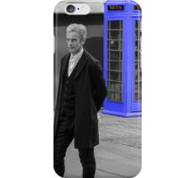 Doctor Who Mad Man In a Blue Box iPhone Case/Skin