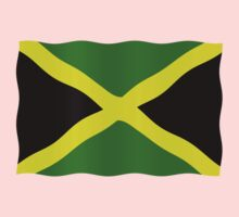 Jamaica flag by stuwdamdorp