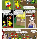 "Rick the chick  ""THE MAGIC SHELL (Il cuoco Ciccio) parte 24"" by CLAUDIO COSTA"