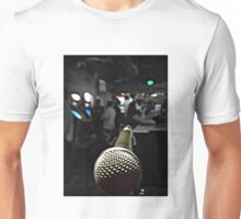 The Lonely Musician Unisex T-Shirt