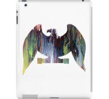 Eagle portrait iPad Case/Skin