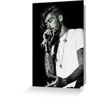 Zain Greeting Card