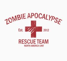 Zombie Apocalypse by PlangPlung