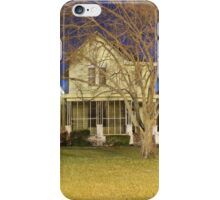 7:50PM on a Thursday iPhone Case/Skin