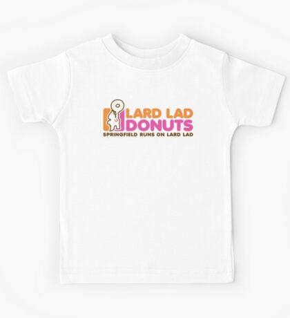 Lard Lad Donuts Kids Tee