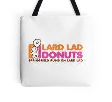 Lard Lad Donuts Tote Bag
