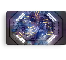 Eric of Gen - Abstract CG Canvas Print