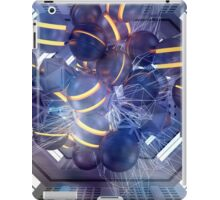 Eric of Gen - Abstract CG iPad Case/Skin