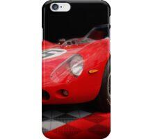 Ferrari Breadvan iPhone Case/Skin
