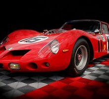 Ferrari Breadvan by Paul Woloschuk