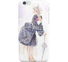 miss Ro co co iPhone Case/Skin