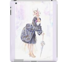 miss Ro co co iPad Case/Skin