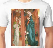 Madonna and Child Altar Unisex T-Shirt