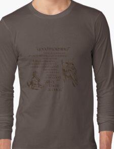 Good Morning Bilbo Long Sleeve T-Shirt