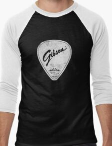 Legendary Guitar Pick Mashup Version 01 Men's Baseball ¾ T-Shirt