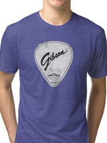 Legendary Guitar Pick Mashup Version 01 Tri-blend T-Shirt