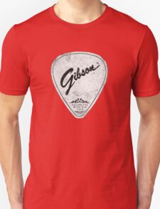 Legendary Guitar Pick Mashup Version 01 Unisex T-Shirt