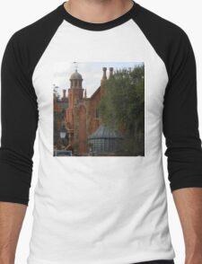 Haunted Mansion Men's Baseball ¾ T-Shirt