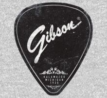 Legendary Guitar Pick Mashup Version 02 Kids Tee