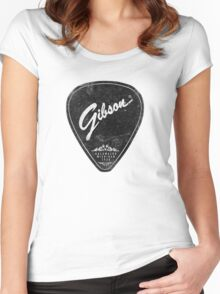 Legendary Guitar Pick Mashup Version 02 Women's Fitted Scoop T-Shirt