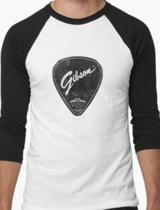 Legendary Guitar Pick Mashup Version 02 Men's Baseball ¾ T-Shirt