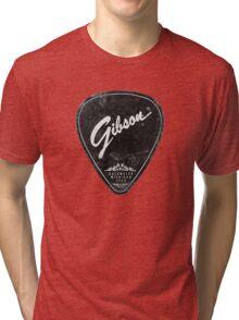 Legendary Guitar Pick Mashup Version 02 Tri-blend T-Shirt