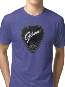 Legendary Guitar Pick Mashup Version 02 Tri-blend T-Shirt