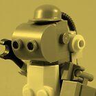 lego robot - tint by YourHum