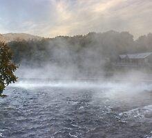 Smoke On The Water... by VoluntaryRanger