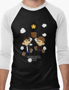 Supernatural Bros. Men's Baseball ¾ T-Shirt