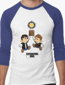 Supernatural Bros. Men's Baseball ¾ T-Shirt