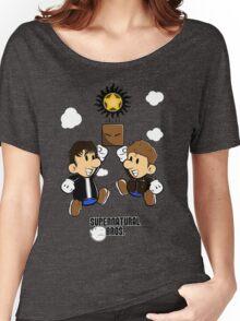 Supernatural Bros. Women's Relaxed Fit T-Shirt