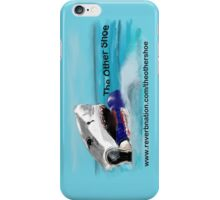 The Other Shoe......shark attack! iPhone Case/Skin