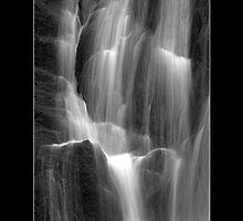 MOSS GLEN FALLS, GRANVILLE VT. by PhotoIMAGINED