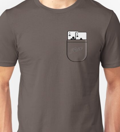 Pocket Aces! Unisex T-Shirt
