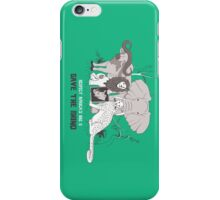 Save rhino iPhone Case/Skin