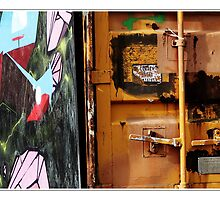Photographed tags #5 by dorotaberes