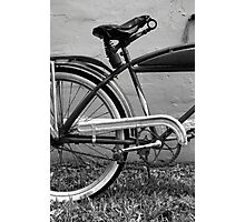 Goodrich Vintage Bicycle Photographic Print