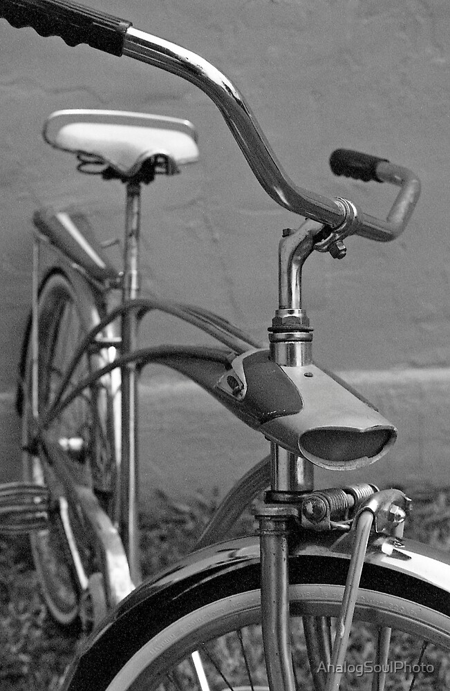 Sears SpaceLiner Vintage Bicycle by AnalogSoulPhoto