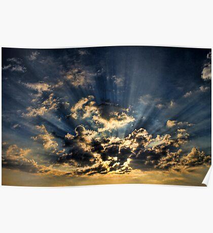 Cloud 091810-13 Poster