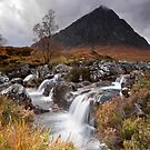 Buachallie Etive Mor by Andrew Littlejohn