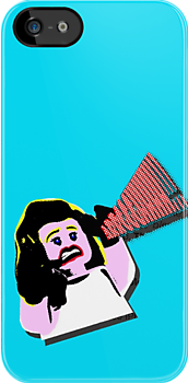 Lego Lichtenstein by timkirman