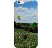 Balloons iPhone Case iPhone Case/Skin