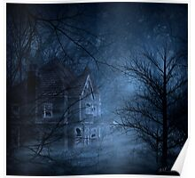 Haunted Place Poster