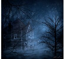 Haunted Place Photographic Print