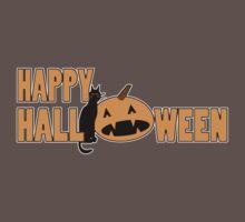 happy halloween t Baby Tee