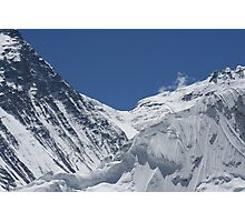 South Col of Everest Photographic Print