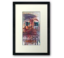 nostalgic-3 Framed Print